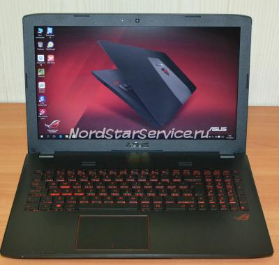Ноутбук Asus ROG GL552VW-76C96PB1