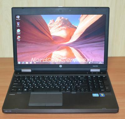 б.у. Ноутбук HP ProBook 6560b фото