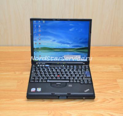 Lenovo ThinkPad X61s купить бу за 10000 рублей