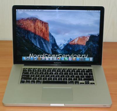 MacBook Pro A1286 2011 г. модель 2011 года
