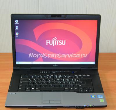 купить ноутбук Fujitsu E752 бу