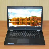 бу ноутбук Dell Latitude E7470
