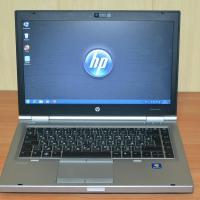 HP EliteBook 8470p Сore i5 - купить ноутбук бу из Европы