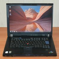 ноутбук Lenovo T61 с бесплатной доставкой по СПб