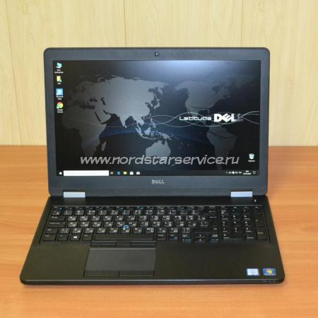 бу ноутбук Dell Latitude E5570
