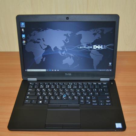 бу ноутбук Dell Latitude E5470
