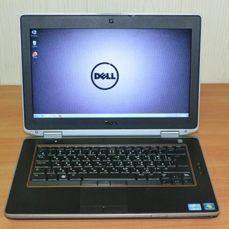 б.у. Ноутбук Dell latitude E6420 фото
