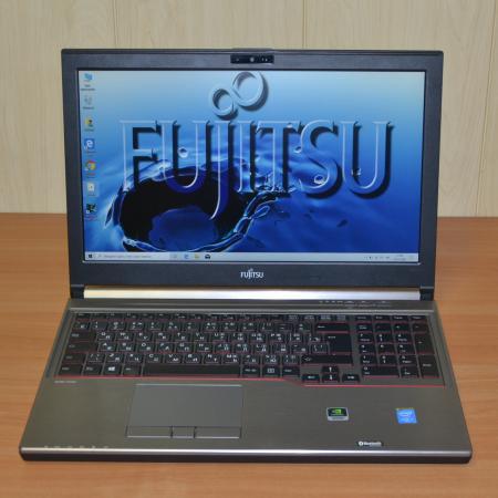 бу ноутбук Fujitsu CELSIUS H730
