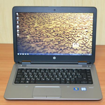 HP 640 G3 бу ноутбук