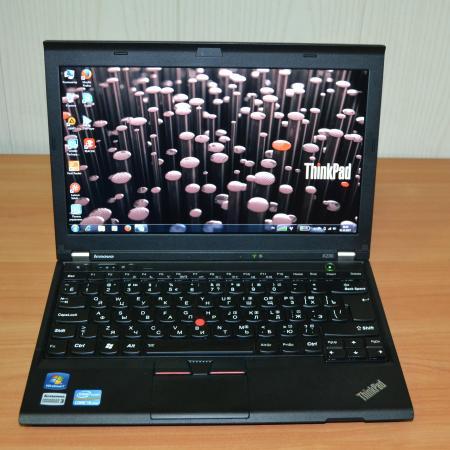 Ноутбук Lenovo x230 Core i5 IPS купить недорого