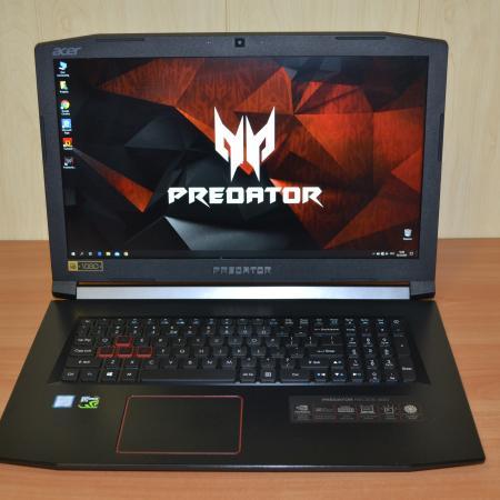 Acer Predator Helios 300 бу ноутбук