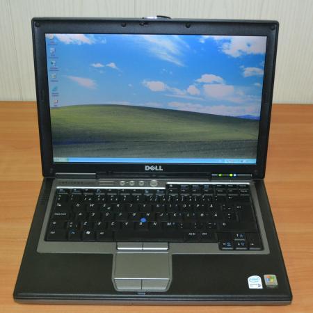 Dell Latitude D620 Intel купить бу за 9000 рублей