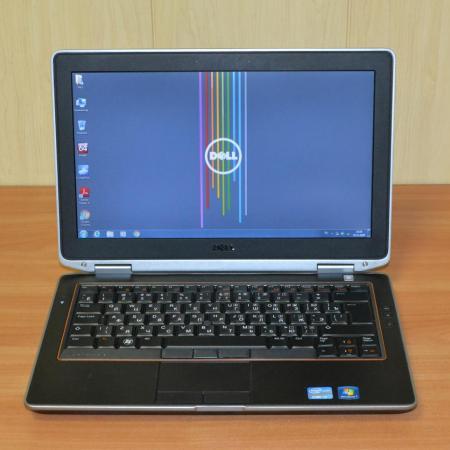 бу ноутбук Dell Latitude E6320