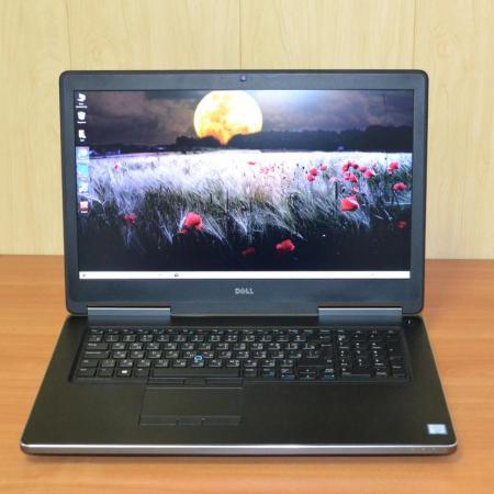 бу ноутбук Dell Precision 7710 Xeon