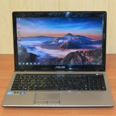 бу ноутбук ASUS K53s
