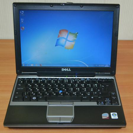 бу ноутбук Dell D430