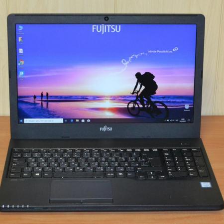 бу ноутбук Fujitsu LIFEBOOK A557