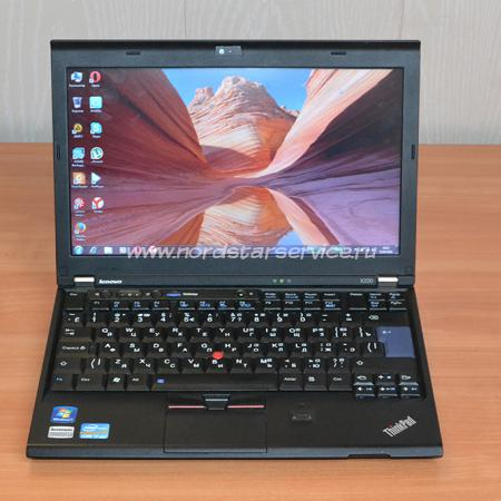 Lenovo ThinkPad x220 Core i7 купить бу ноутбук за 20600 рублей