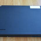 Ноутбук Lenovo ThinkPad X200 вид сверху