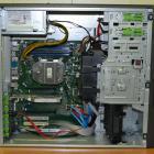 внешний вид и состояние Fujitsu CELSIUS W520
